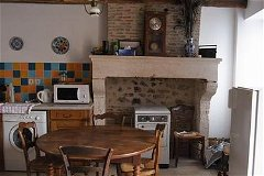 Kitchen/Breakfast-room