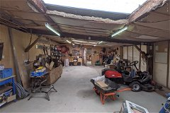Market garden shed