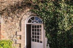 Door to living/dining-room