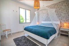 bedroom 1 small gite