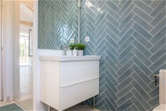 shower room small gite