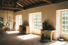 The Former Workshop : Inside