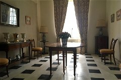 The dining room 'Intime'
