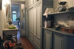 Original Cupboards for Walk in Pantry