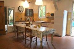 Gite Kitchen dining
