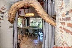Close of beam over door