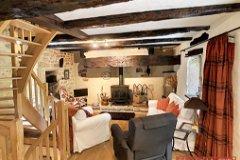 Cottage 1 salon