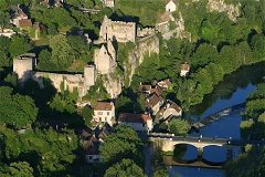 Angles sur l'Anglin, one of the most beautiful villages of France