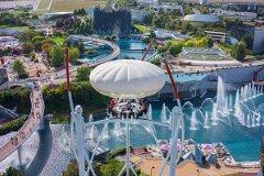 Futuroscope theme park, Poitiers