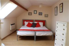 Double bedroom/Twin with double bed in