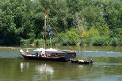 vessel on the Loire