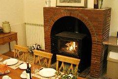 Maison Kitchen Wood Burner