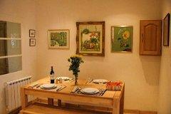 Gite Dining Area