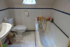 Bathroom 1st floor in farm