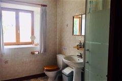 Gîte 1 bathroom (upstairs)