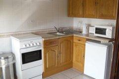 Gîte 2 kitchen