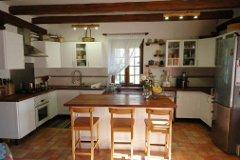 Brand New open floor plan kitchen w/central island