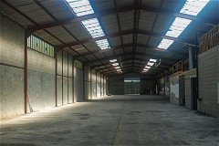 Additional warehouse spaces