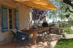 Large Terrace, Awning & BBQ