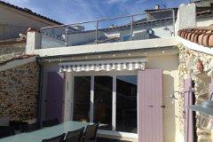 Kitchen/Top terrace