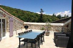 Kitchen/Diner terrace