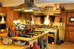 Winter kitchen