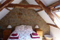 Gite 2 - double bedroom
