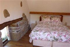 Gite 1 - double bedroom
