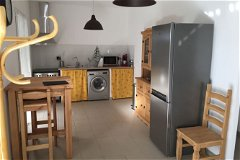 flat 1 or 2 kitchen