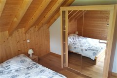 Top floor double bedrooms ample storage plus chest of drawers