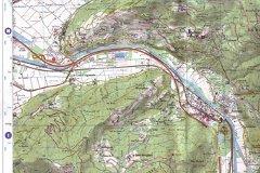 Location map as no GPS address