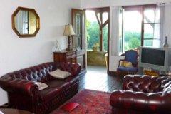 Living room in Le Mirador