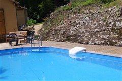 La Croze pool