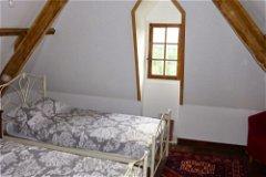 Interesting second bedroom in Le Mirador