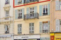Front View - 17 Rue de France
