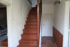 Farmhouse Hall & Stairs