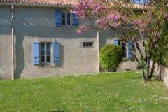 Farmhouse Rear View 1