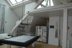 Bedroom atrium