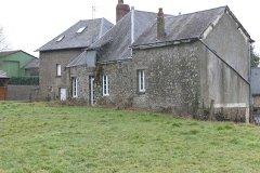 Mill house rear aspect