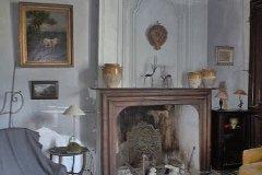 Salon Fireplace